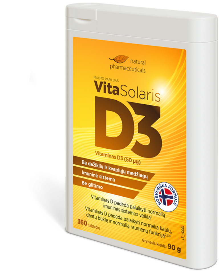 VitaSolaris D3